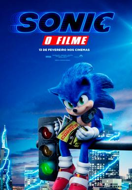 SONIC O FILME